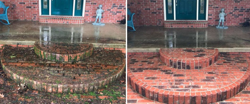 Your Trusted Residential & Commercial Power Washer